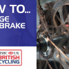 How to change your disc brake pads