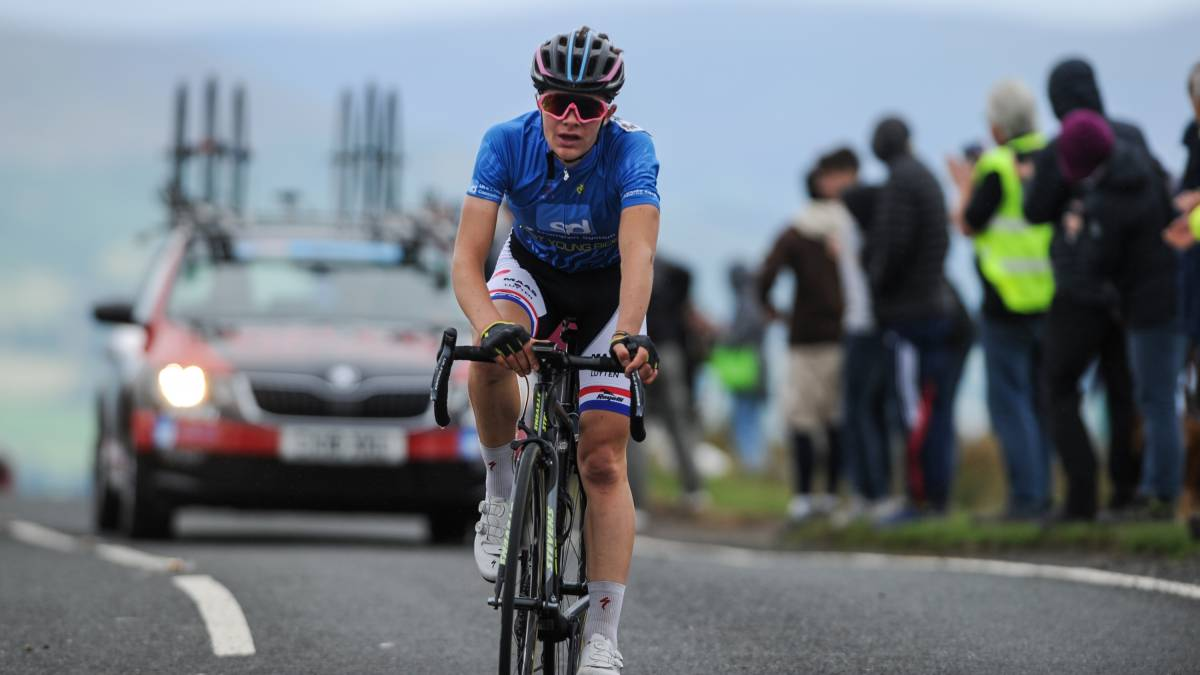 Ben Tulett adds Junior Tour of Wales to his list of honours 4b0a2aef2