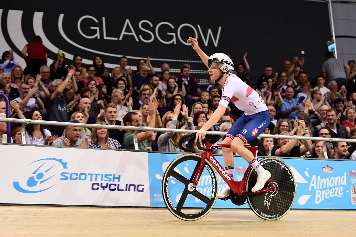 Great Britain Add Two Silvers To Medal Tally On Final Day In Glasgow