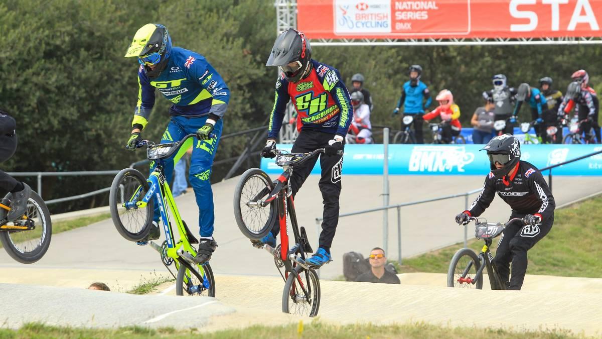 Alvaston Park sees 21 winners crowned at HSBC UK | British BMX Championships