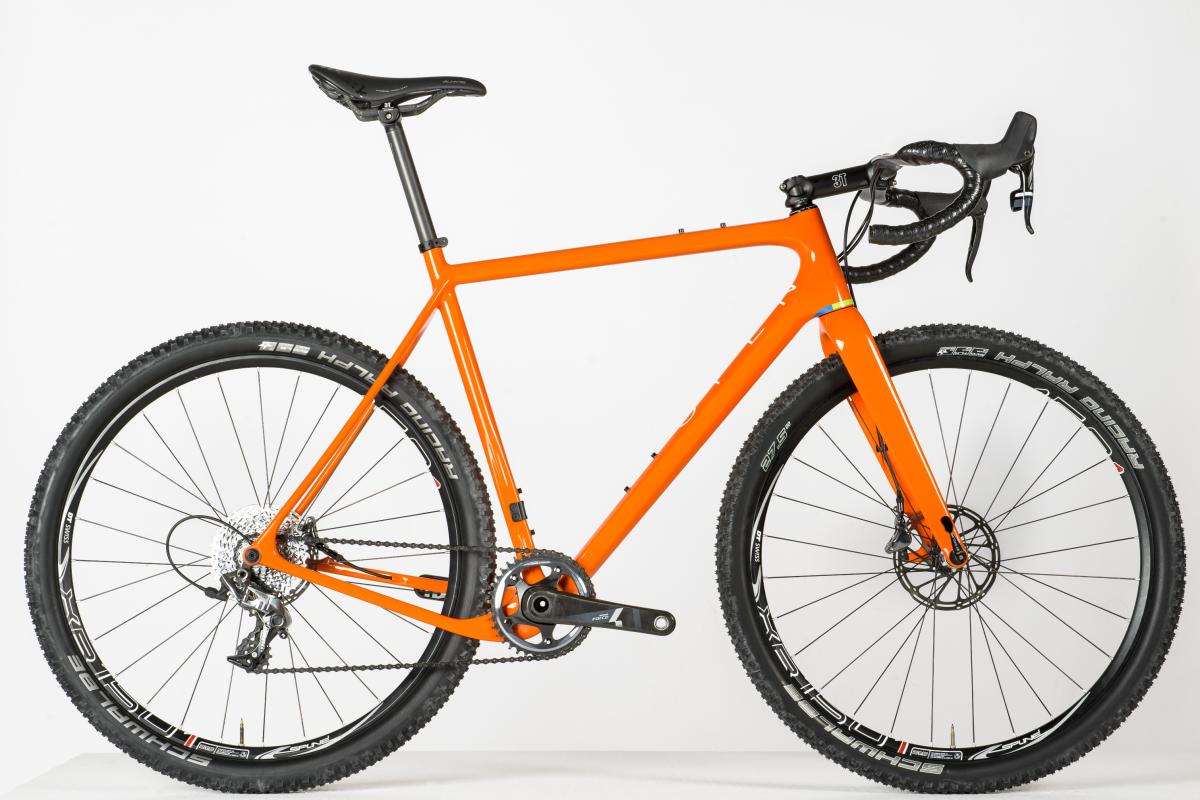 Anatomy Of A Gravel Bike