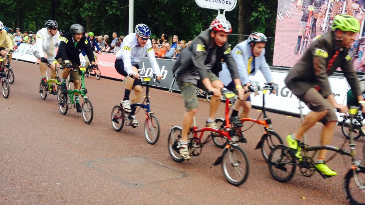 British Cycling chief executive Ian Drake targets Brompton World