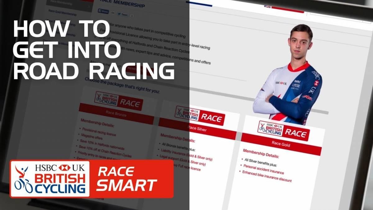 How to get into road racing - Race Smart