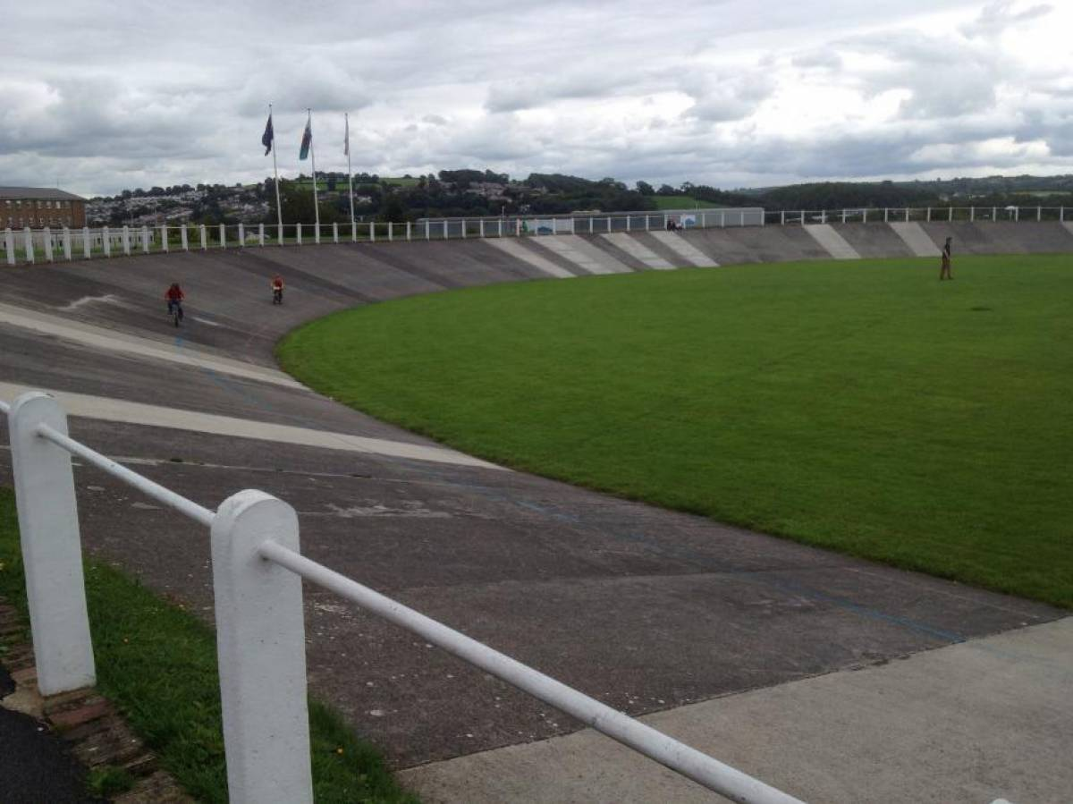 Carmarthen Velodrome Set To Re Open In Autumn 2017