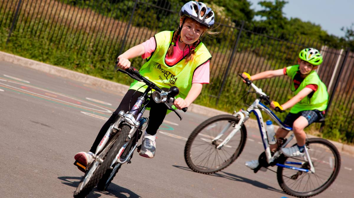 highways transport cycling events adult cycle training