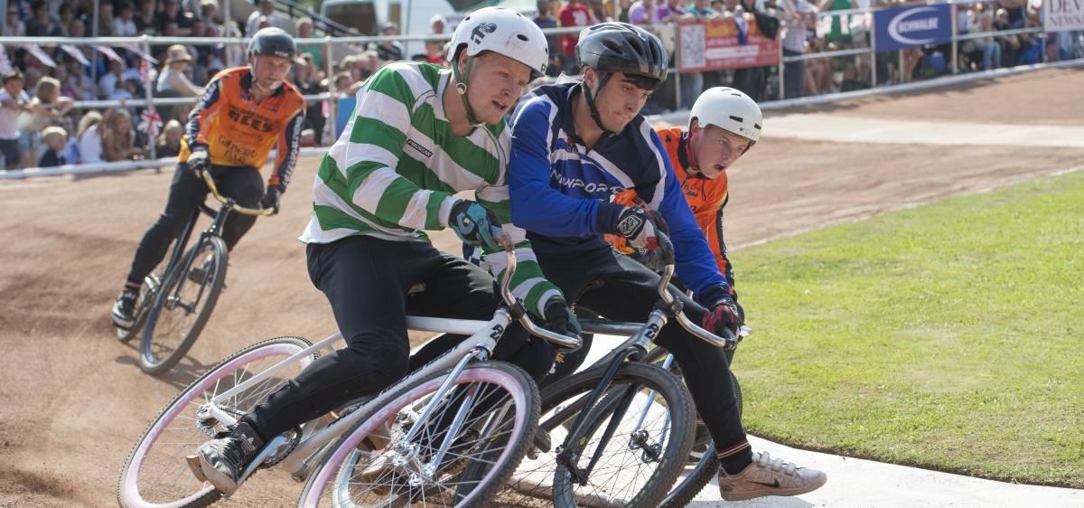 Hsbc Uk Cycle Speedway Elite Grand Prix Series