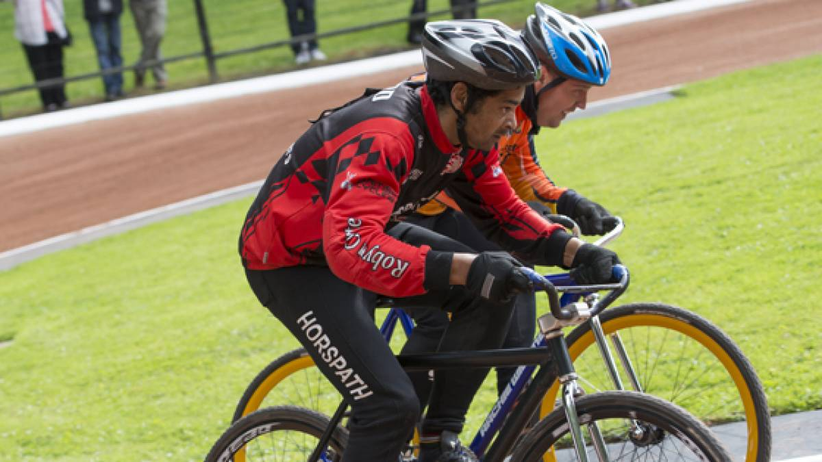 Horspath Hammers Win Cycle Speedway Elite League With