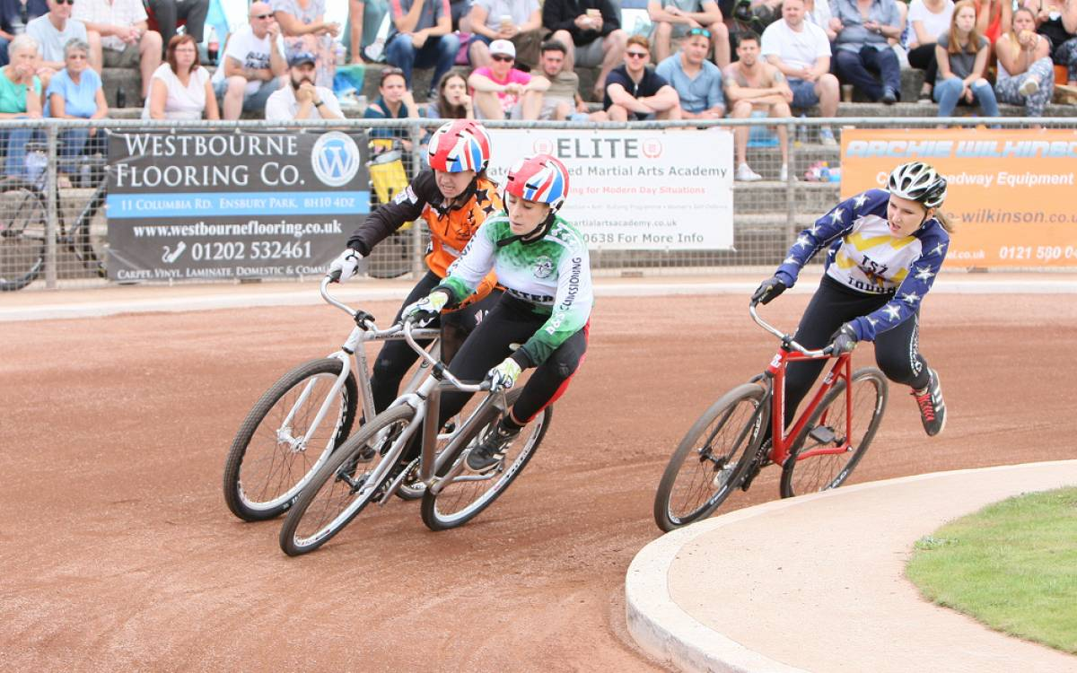 Guide 2016 British Cycling Cycle Speedway Individual