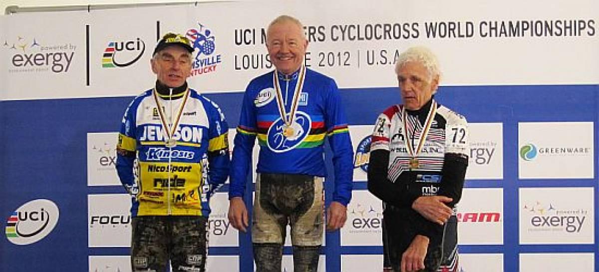Cyclo-Cross Rider Blog: John Ginley, world champion