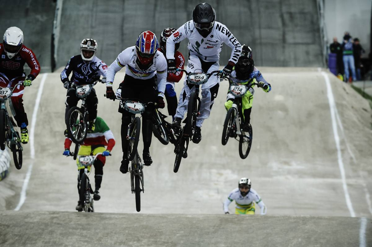Tickets to go on sale for 2015 Manchester UCI BMX ...