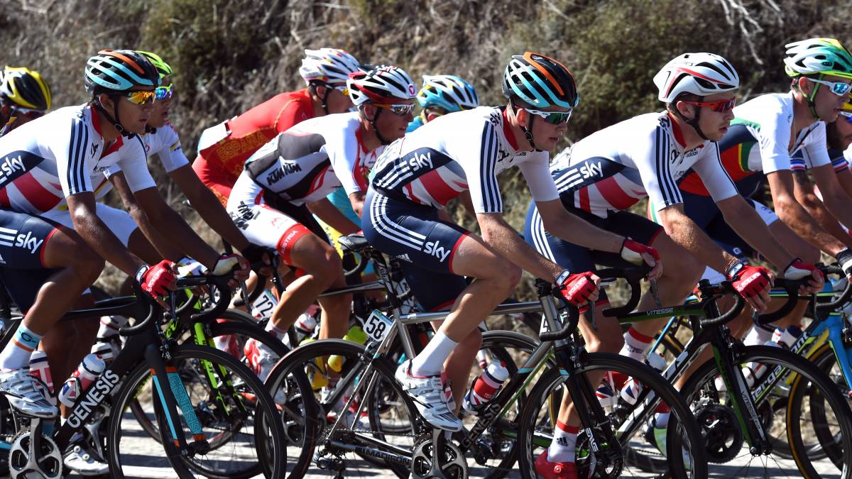 Great Britain Cycling Team named for 2015 Jayco Herald Sun ...