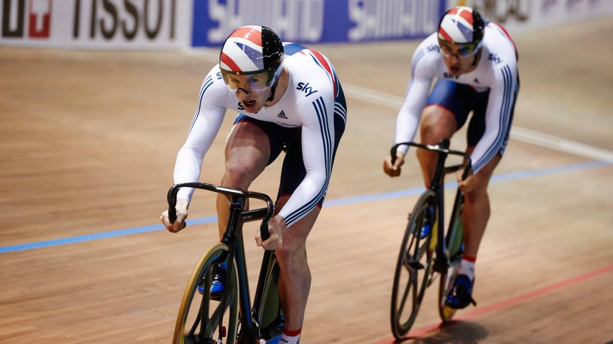 British Cycling announces team for 2015 UCI Track Cycling ...