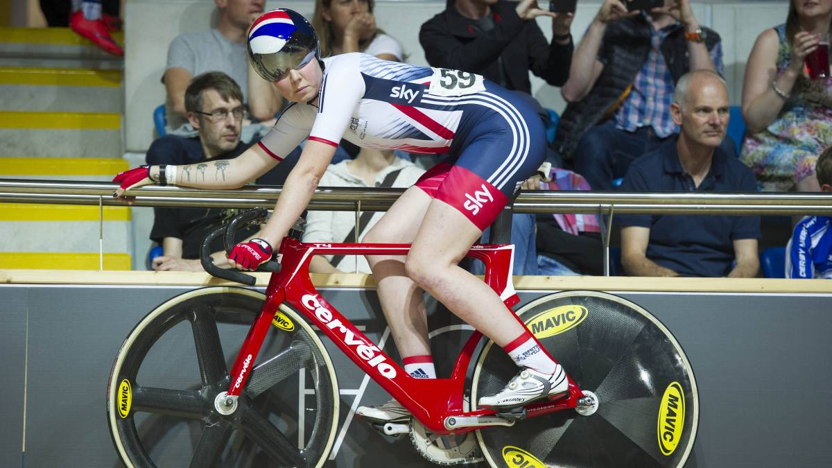 Great Britain Cycling Team announced for UCI Track Cycling ...