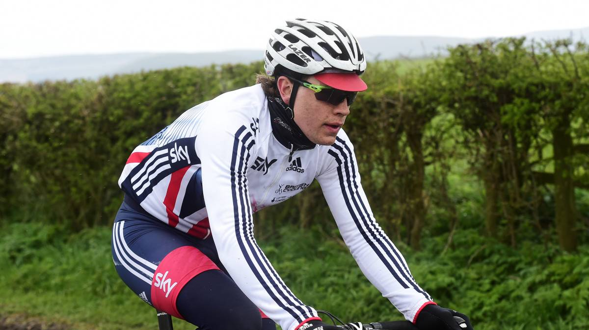 Guide: Great Britain Cycling Team at the 2016 UEC European ...