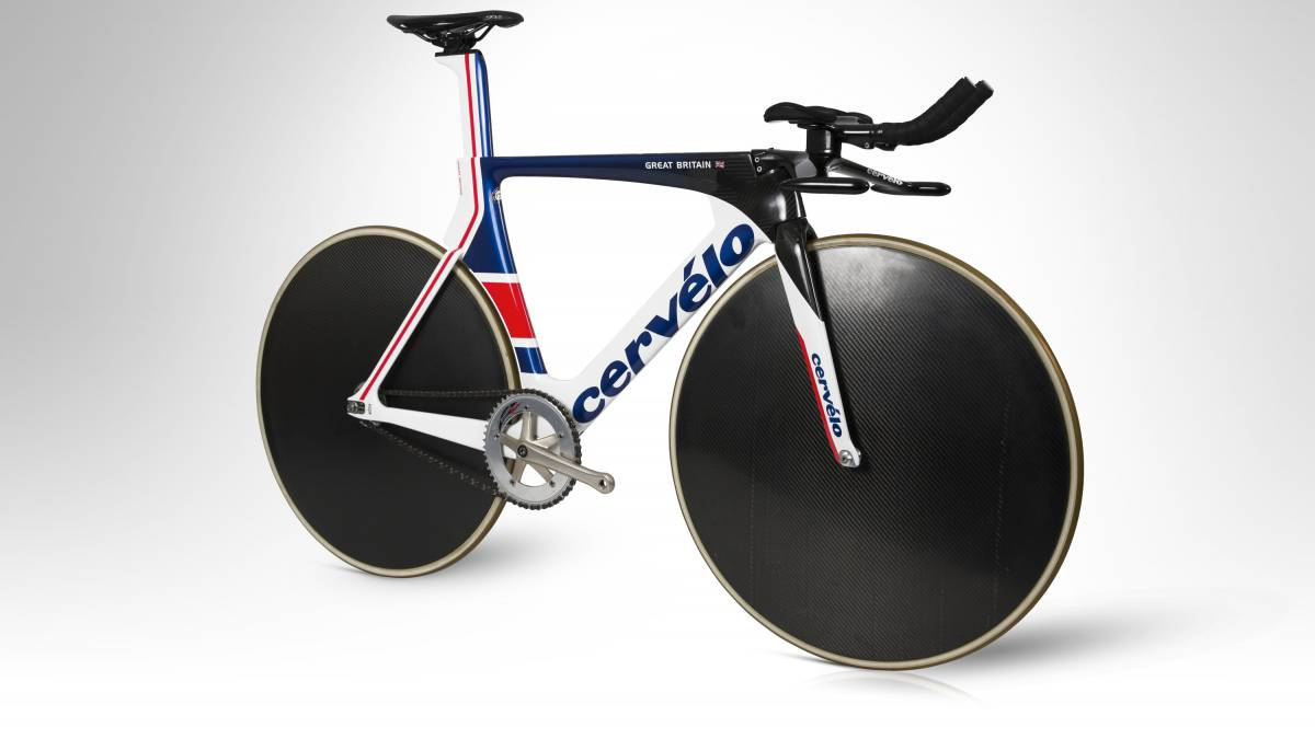 Cervélo and British Cycling unveil new track bike ahead of ...