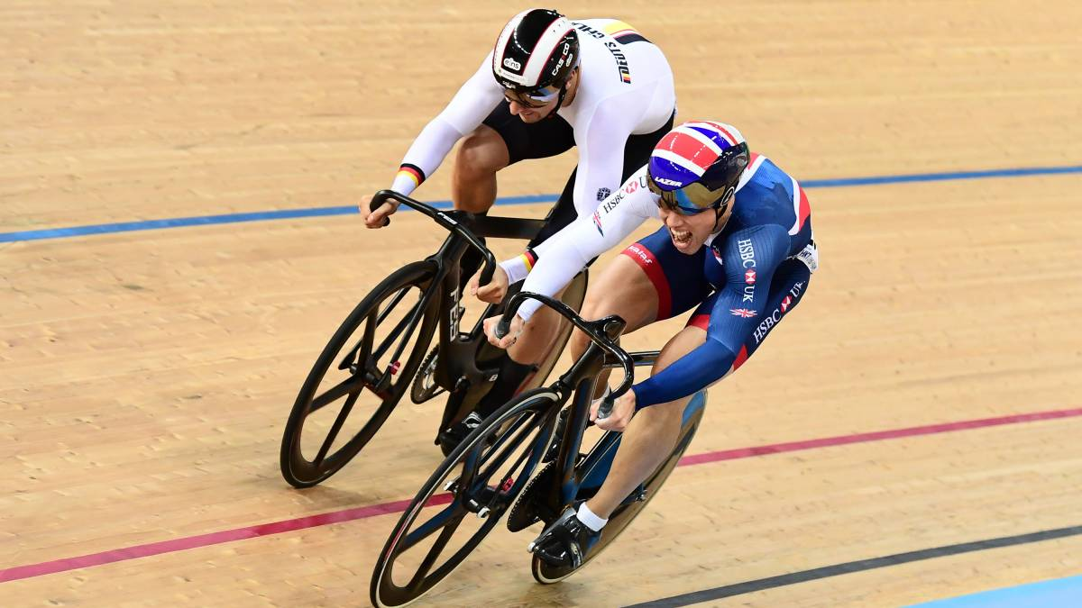 Great Britain Cycling Team named for 2017 UEC Track Junior ...