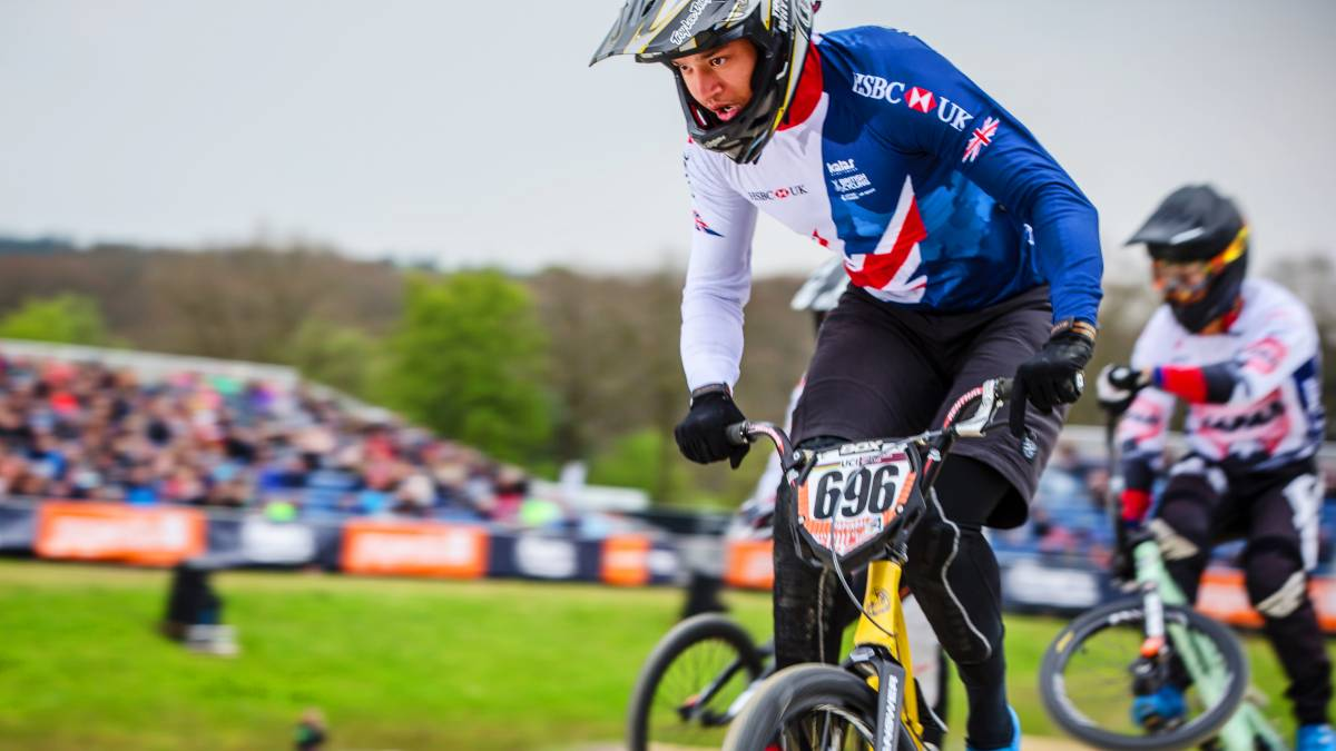 Great Britain Cycling Team named for UCI BMX Supercross ...