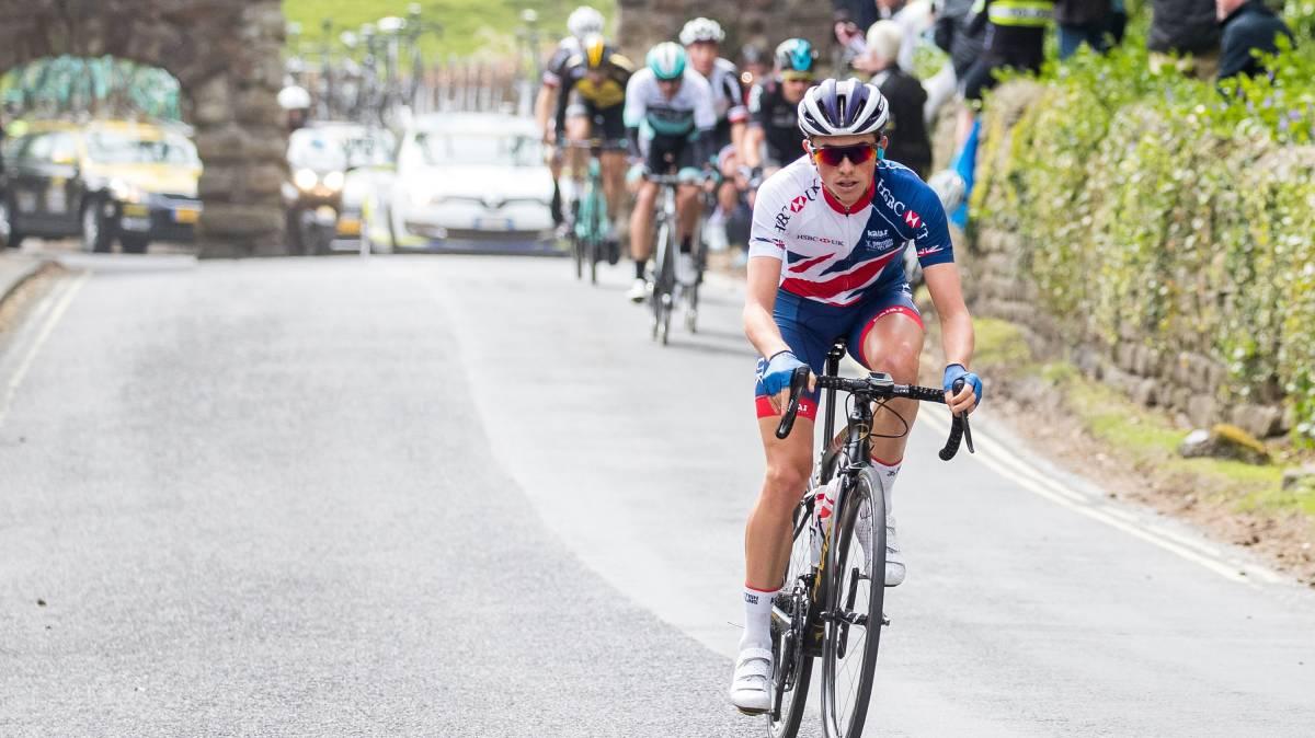 British Cycling names team for the Tour de l'Avenir