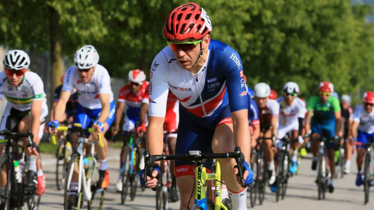 Bjergfelt proud to make Great Britain Cycling Team world ...