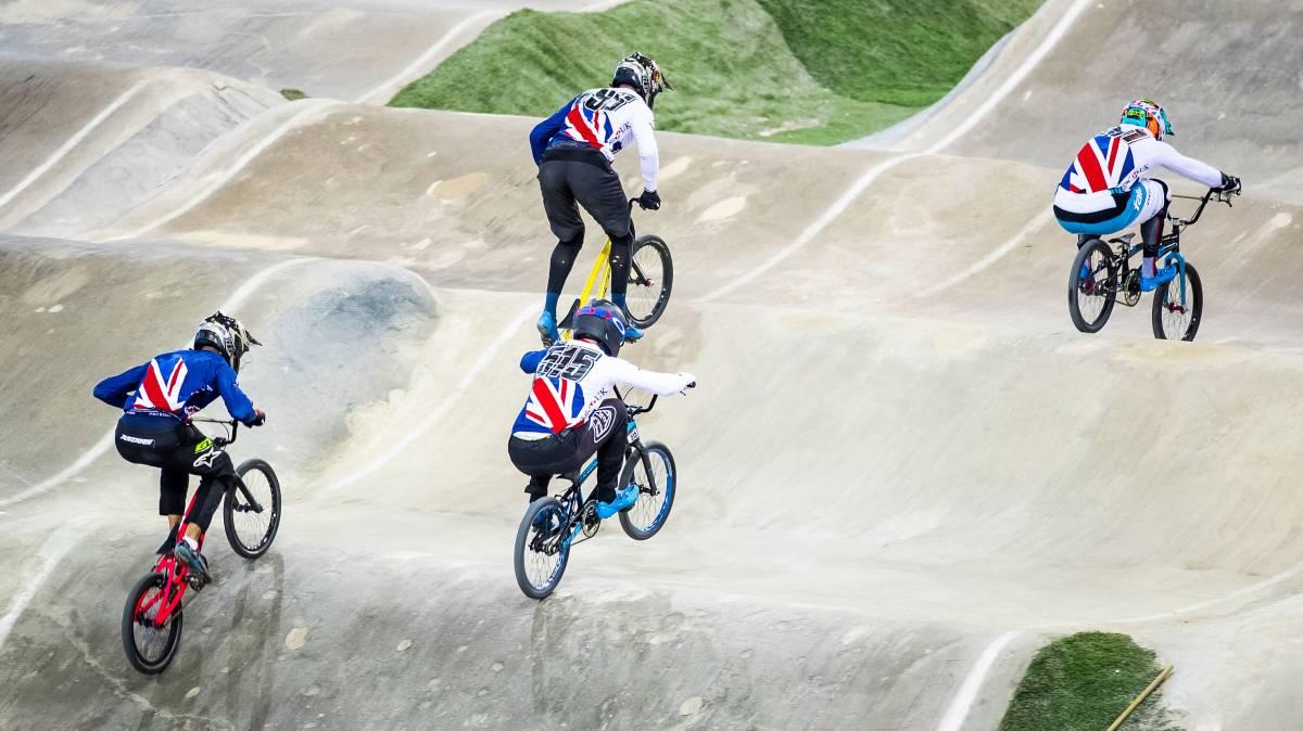 British Cycling appoints Pierre-Henri Sauze as lead BMX coach