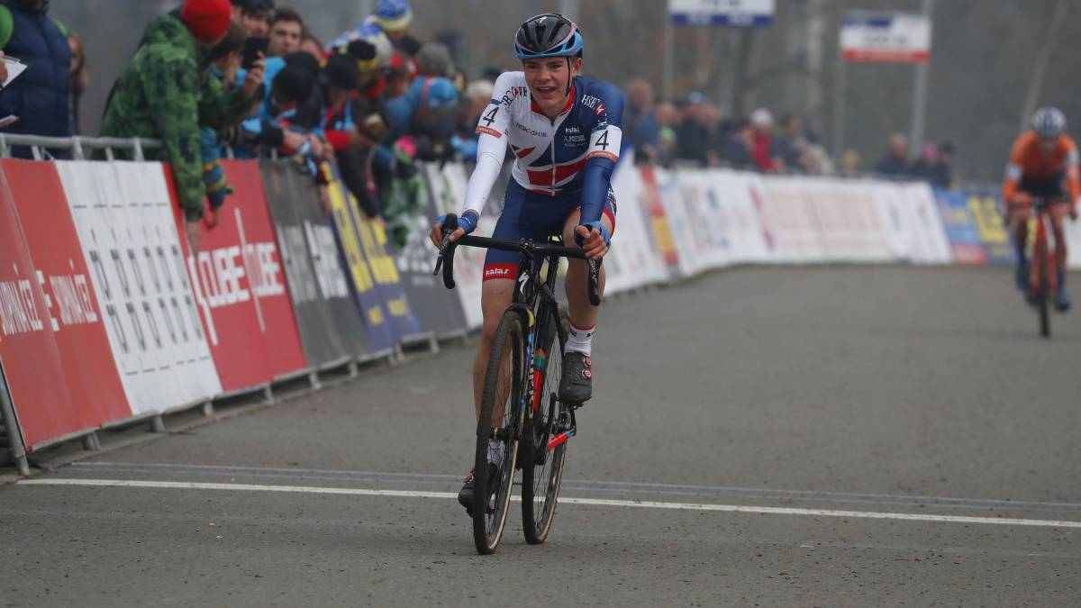 British Cycling announces team for Telenet UCI Cyclo-cross ...