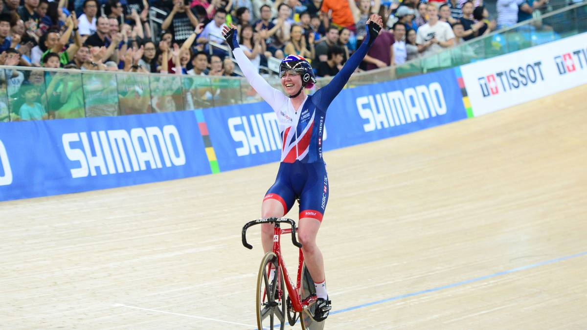 Race guide: Great Britain Cycling Team at the UCI Track ...