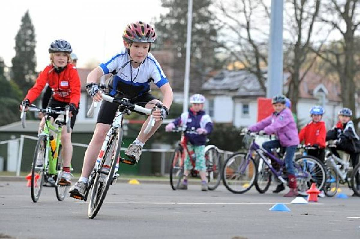 Cycling For Young People In Wales