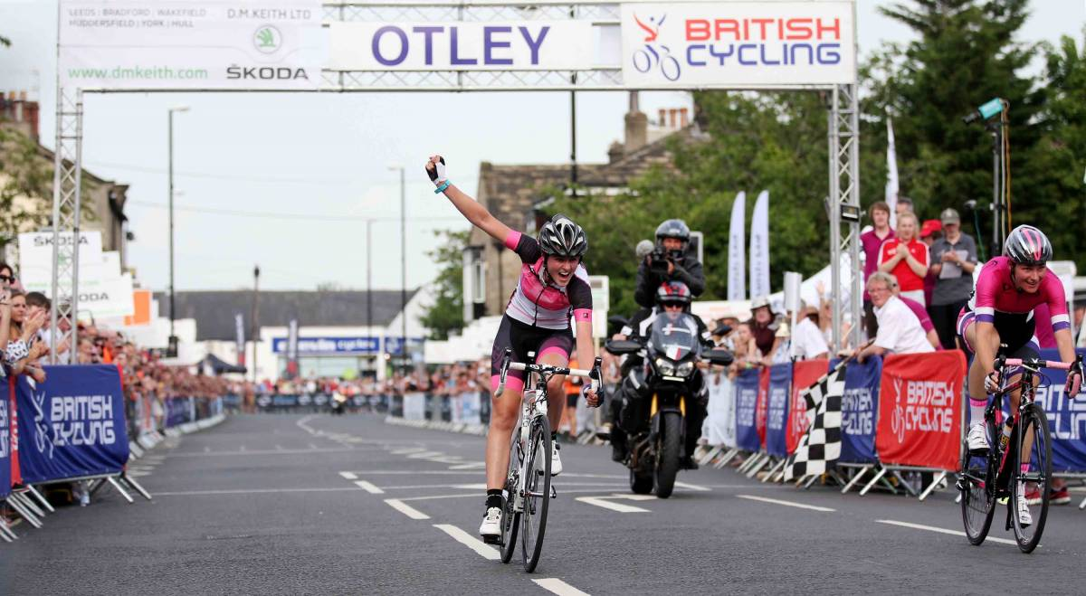 otley women The latest tweets from otleyccwomen (@otleyccwomen) the official @otleycycleclub women's cycling account news, articles & opportunities from otley cycle club and.