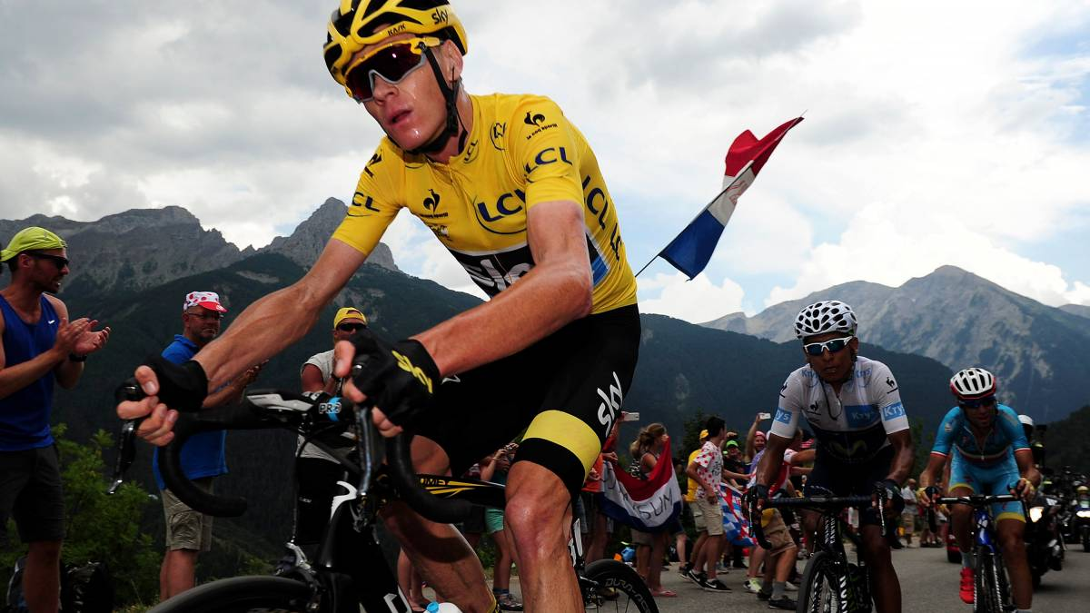 2016 Tour de France: Follow Britain's cyclists with stage ...