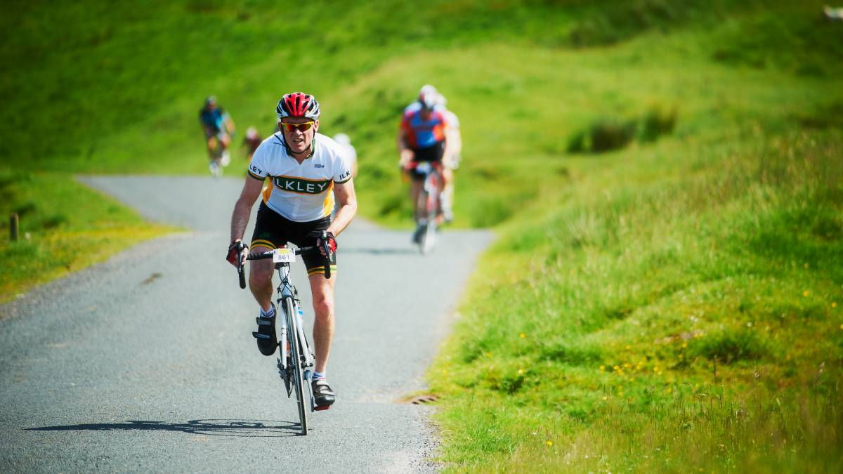 Take The Challenge  Ride A Sportive