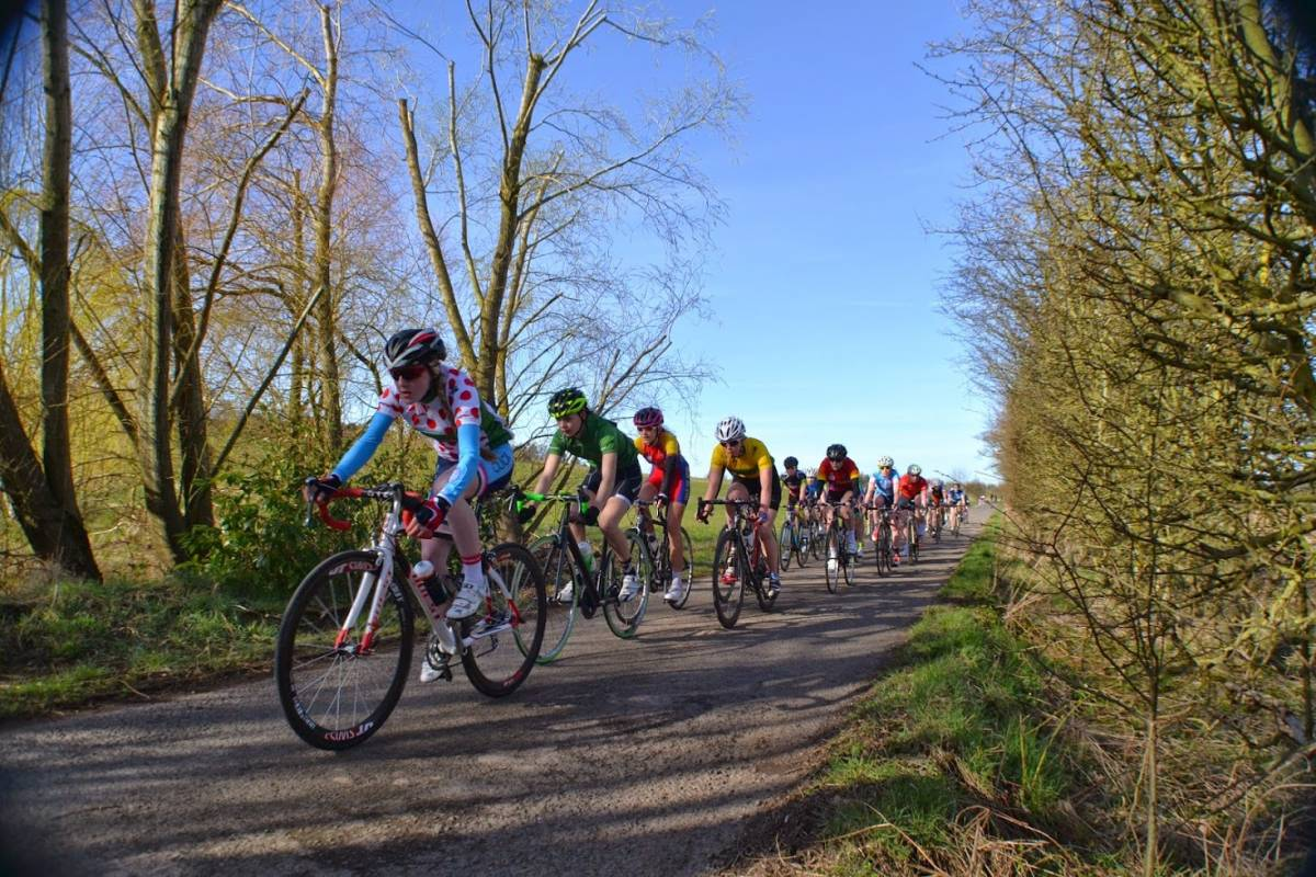 Teams Travel Far To Compete In The Youth Tour Of Scotland