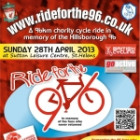 Ride for the 96 related article