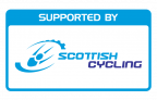 Supported by Scottish Cycling
