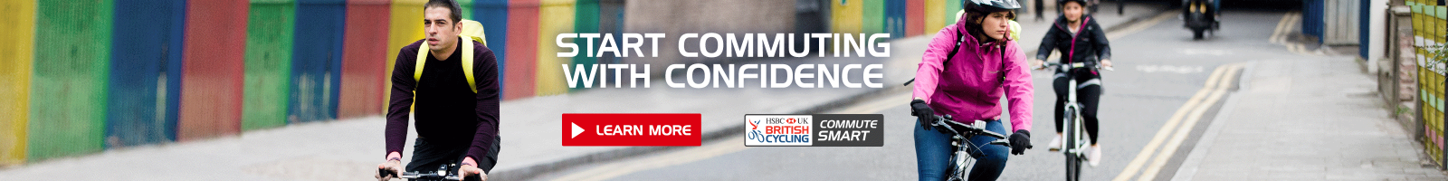 Commute with confidence with British Cycling's Commute Smart