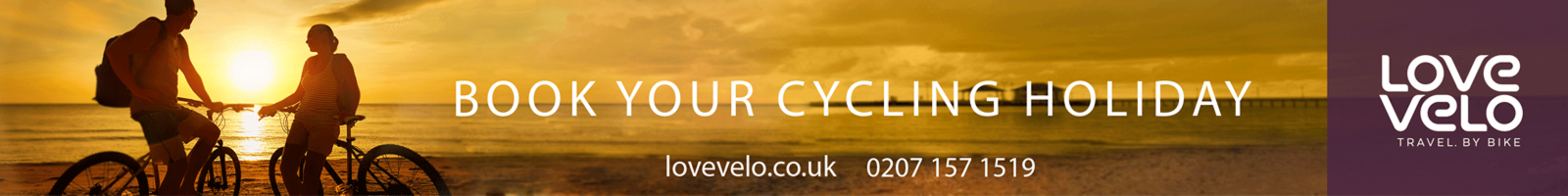 Book you cycling holiday with Love Velo