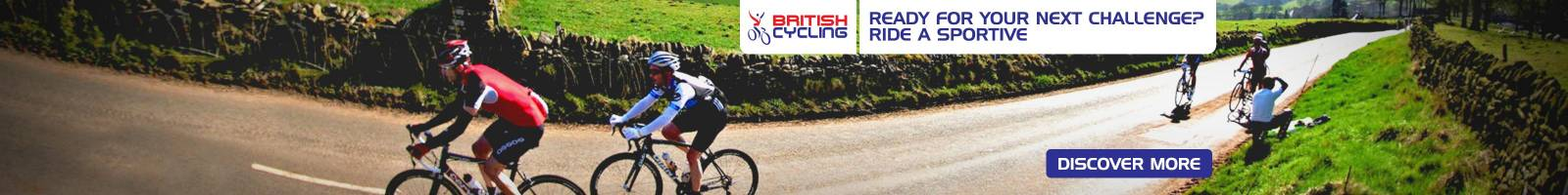 Try a Sportive challenge in 2016