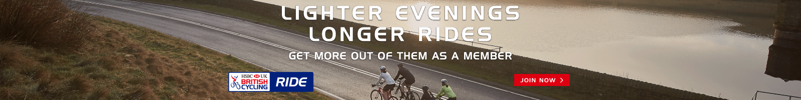Join British Cycling today