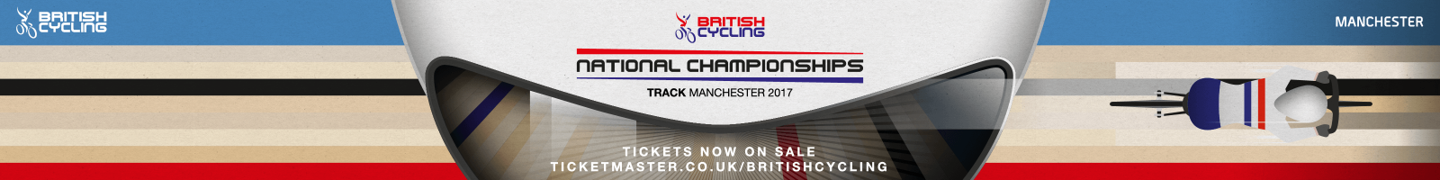 National Track Championships 2017 member ticket sales
