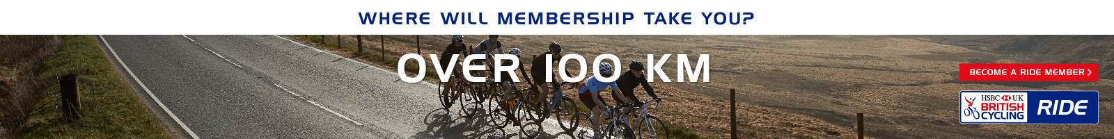 British Cycling Where Will Membership Take You
