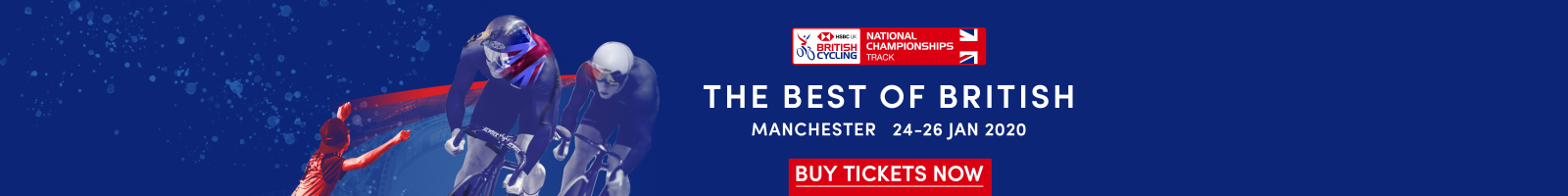 National Track Championships Tickets