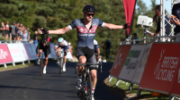Moses parts the sea of riders to seal Tour of the Reservoir triumph