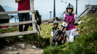 Seagrave leads home British one-two at UCI Downhill Mountain Bike World Cup
