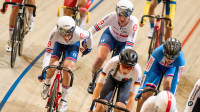 Kenny and Archibald Combine For Silver On Final Day In Apeldoorn