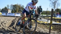 Kay Claims European Cyclo-cross Silver