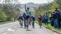 Teare begins Junior Men's Road Series with a bang