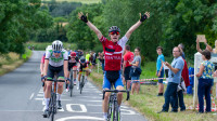 Hawkins claims maiden series win at Bath Road Club Junior Road Race