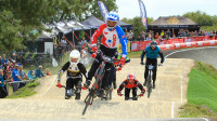 Isidore and Green speed to BMX National Series success