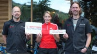 Women's mountain bike hub launched in Coed Y Brenin
