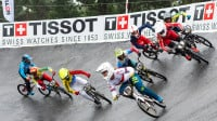 British BMX riders bring World Cup season to a close