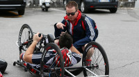 Preparing for the Paralympics: Q&A with Tom Hodgkinson